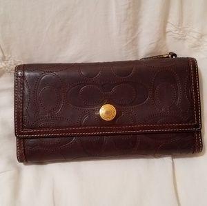 Coach Lg wallet